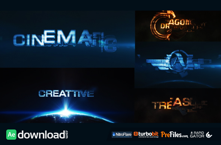 CINEMATIC TRANSFORM (VIDEOHIVE) - FREE DOWNLOAD - Free After Effects ...