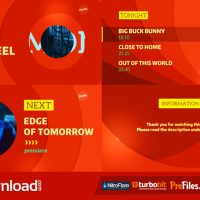 CIRCLES – BROADCAST PACKAGE (VIDEOHIVE) – FREE DOWNLOAD