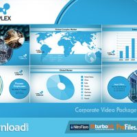 VIDEOHIVE CLEAN CORPORATE – FREE DOWNLOAD