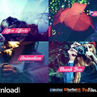 VIDEOHIVE CLEAN GLASS SLIDESHOW  – FREE DOWNLOAD
