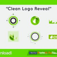 CLEAN LOGO REVEAL 9027994 (VIDEOHIVE) – FREE DOWNLOAD