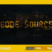 CODE SOURCE (VIDEOHIVE PROJECT) – FREE DOWNLOAD