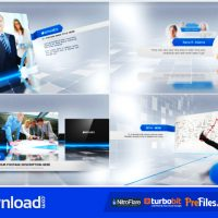 COMPLETE CORPORATE PRESENTATION VIDEO – (VIDEOHIVE TEMPLATE) – FREE DOWNLOAD