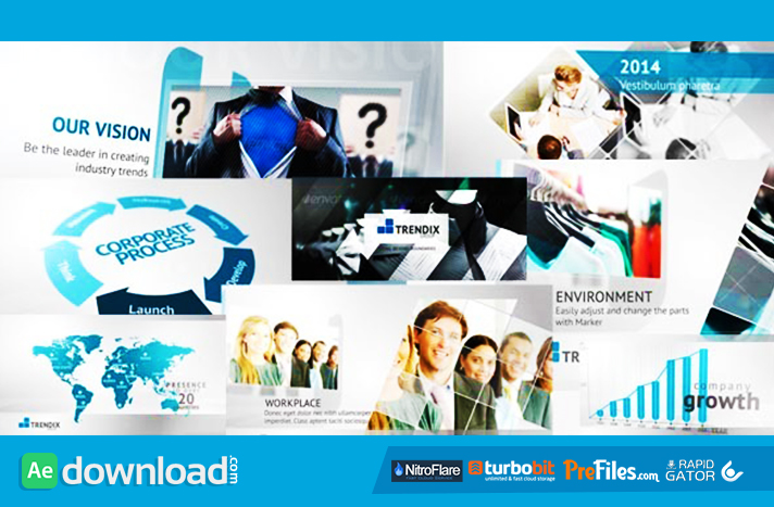 Corporate Free After Effects Templates