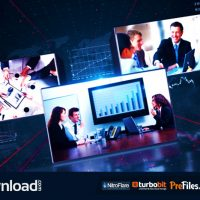 CORPORATE PROMO (ELEMENT 3D V2) (VIDEOHIVE) – FREE DOWNLOAD