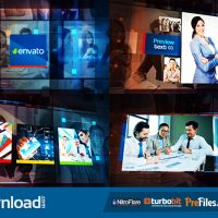 CORPORATE PROMO & SLIDESHOW (VIDEOHIVE PROJECT) – FREE DOWNLOAD