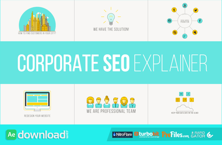 CORPORATE SEO EXPLAINER (VIDEOHIVE) - FREE DOWNLOAD - Free ...