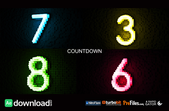 Countdown Free Download After Effects Templates