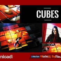 CUBES 11420742 (VIDEOHIVE PROJECT) – FREE DOWNLOAD