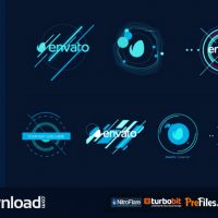 VIDEOHIVE DARK LOGO PACK – FREE DOWNLOAD