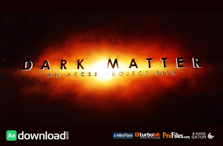 Dark Matter Free Download After Effects Templates