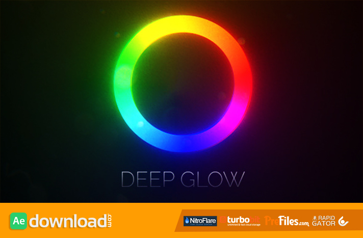 Deep Glow Free Download After Effects Templates