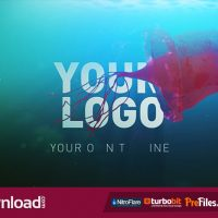 DEEP SEA JELLYFISH LOGO REVEAL (VIDEOHIVE PROJECT) – FREE DOWNLOAD