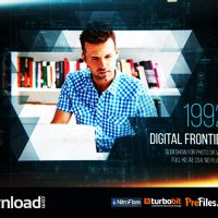 DIGITAL FRONTIER SLIDESHOW  (VIDEOHIVE) – FREE DOWNLOAD