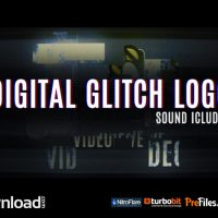 DIGITAL GLITCH LOGO (VIDEOHIVE) – FREE DOWNLOAD