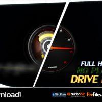 VIDEOHIVE DRIVE LOGO – FREE DOWNLOAD