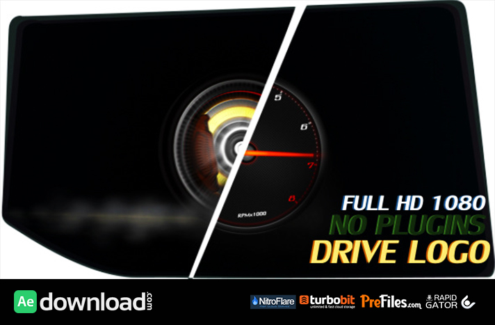 Drive Logo Free Download After Effects Templates