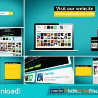 DYNAMIC WEBSITE PROMOTION (VIDEOHIVE) – FREE DOWNLOAD
