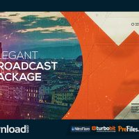 ELEGANT BROADCAST PACKAGE (VIDEOHIVE PROJECT) – FREE DOWNLOAD