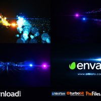 ELEGANT PARTICLE LOGO (VIDEOHIVE) – FREE DOWNLOAD
