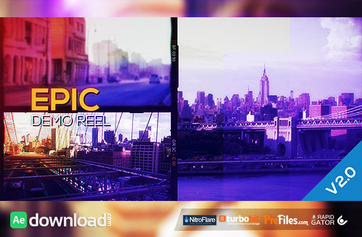 Epic demo reel videohive projects free download free for Epic free download