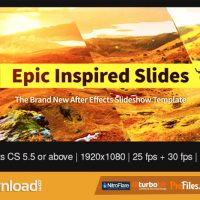 EPIC INSPIRED SLIDES (VIDEOHIVE) – FREE DOWNLOAD