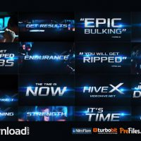 EPIC PROMO 5472619 (VIDEOHIVE) – FREE DOWNLOAD