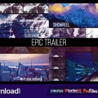 VIDEOHIVE EPIC TRAILER  – FREE DOWNLOAD