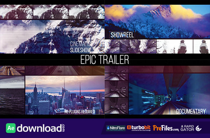 Videohive epic trailer free download free after for Epic free download