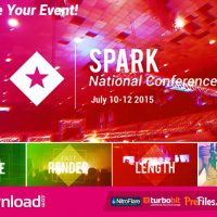 EVENT AND CONFERENCE PROMO (VIDEOHIVE) – FREE DOWNLOAD