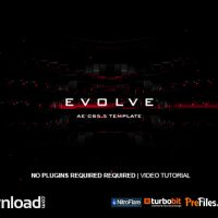EVOLVE TRAILER (VIDEOHIVE) – FREE DOWNLOAD