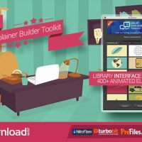 VIDEOHIVE EXPLAINER BUILDER TOOLKIT – FREE DOWNLOAD