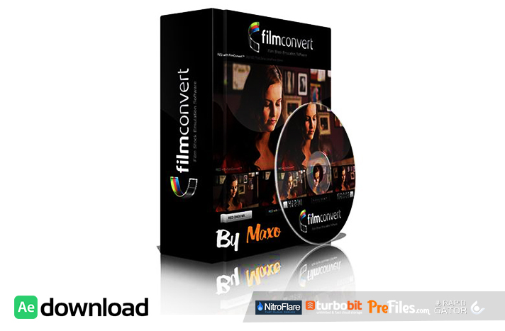 FILMCONVERT PRO V2.32 Free Download After Effects Templates