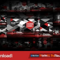 VIDEOHIVE FASHION BROADCAST PACKAGE – FREE DOWNLOAD