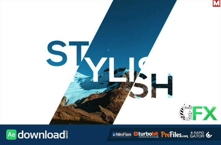 Fast Dynamic Slideshow Free Download After Effects Templates