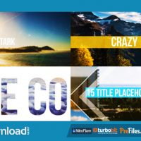 FAST DYNAMIC SUMMER SLIDESHOW (VIDEOHIVE) – FREE DOWNLOAD