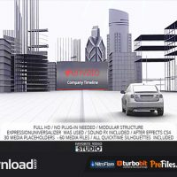 VIDEOHIVE FAVORITE COMPANY TIMELINE – FREE DOWNLOAD
