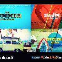 FAVORITE SUMMER SLIDESHOW (VIDEOHIVE) – FREE DOWNLOAD