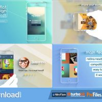 VIDEOHIVE FLAT AND MODERN APP EXPLAINER – FREE DOWNLOAD