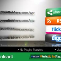 VIDEOHIVE GET SOCIAL – FREE DOWNLOAD