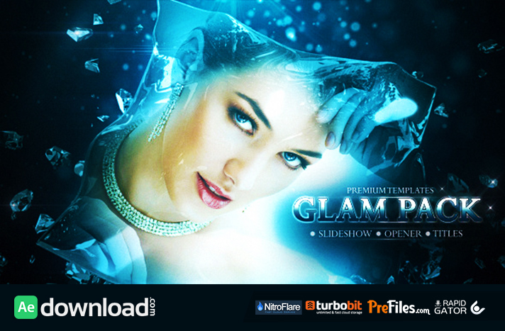Glam Pack Free Download After Effects Templates