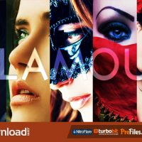 GLAMOUR (VIDEOHIVE PROJECTS) – FREE DOWNLOAD