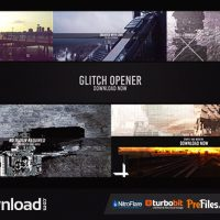 VIDEOHIVE GLITCH OPENER – FREE DOWNLOAD