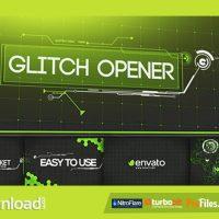 GLITCH OPENER 11955709 (VIDEOHIVE) – FREE DOWNLOAD