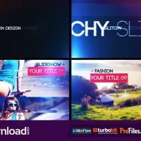 GLITCH – SLIDESHOW  (VIDEOHIVE PROJECT) – FREE DOWNLOAD