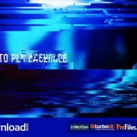 GLITCHY OPENER 10958375 – (VIDEOHIVE TEMPLATE) – FREE DOWNLOAD