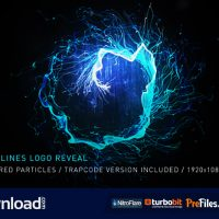 GLOWING LINES LOGO REVEAL (VIDEOHIVE) – FREE DOWNLOAD