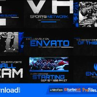 GRUNGE SPORTS PROMO – (VIDEOHIVE TEMPLATE) – FREE DOWNLOAD