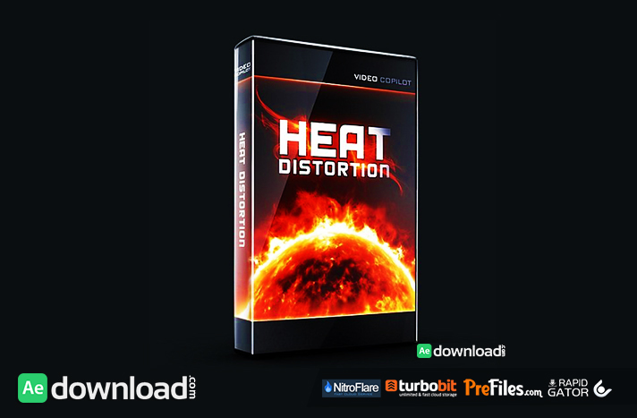 HEAT DISTORTION V1 0 30 (WIN MAC) - VIDEO COPILOT Free Download After Effects Templates
