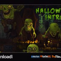 HALLOWEEN INTRO (VIDEOHIVE PROJECT) – FREE DOWNLOAD